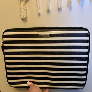 Late Spade Laptop Case